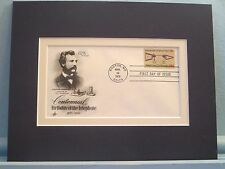 Alexander Graham Bell & 100th Anniversary of the Telephone & First day Cover