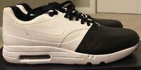 Men's Nike Air Max 1 Ultra 2.0 SE Running Shoes Black / White Sz 13 875845 001