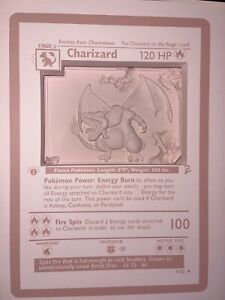 Daniel Arsham Pink Crystalized Charizard Pokemon Card LE 169/500 *READY TO SHIP*