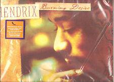 "HENDRIX ""Burning Desire"" Vinyl 2LP QRP sealed numbered"