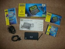 Psion Series 5 PDA, in mint condition Boxed, + software, manual, cable, & PSU