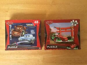 Disney Pixar Cars Puzzles 48 Pieces (2 puzzles)