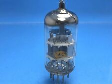 AMPEREX 6DJ8 ECC88 ORANGE GLOBE VACUUM TUBE SINGLE SWEET CURVE TRACER TONE @10H