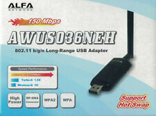 Alfa AWUS036NEH 1000mW 1W 802.11N Wireless N WiFi USB Adapter