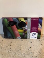 Van Gogh Artists Oil Pastels Set of 12 - Didn't Use