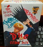 1 TRUZZO BOX COFANETTO CONTENITORE VUOTO x DVD MANGA YAMATO ANIME 2 DUE COME NOI