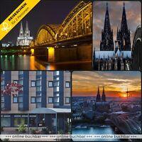 3 Tage Brühl Köln 2P 4★ H+ Hotel Kurzurlaub Wellness Städtereisen Hotelgutschein