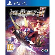 Samourai Warriors 4 - PS4 Neuf sous Blister VF
