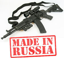 Russian weapon strap Holster green od PAINTBALL airsoft AK 47 74 AKM MP5 olive