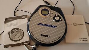 Phillips Personal Jogproof CD Player