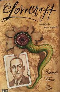 Lovecraft John Carpenter H.P. Lovecraft HC Vertigo HP Giffen Necronomicon 1st Ed