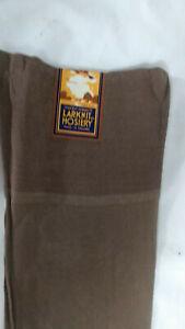 Pure Art Silk Stockings Vintage Larknit Grenedine seamed 300 Needle new P04