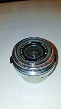 Zeiss Biogon 21mm/4.5  for Contax RF