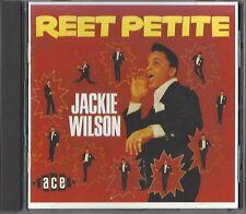 JACKIE WILSON / REET PETITE - CD 1986