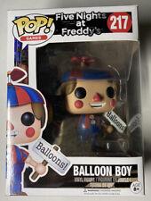 Funko Pop! Five Nights At Freddy 'Niño Globo 217 Figura De Vinilo