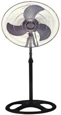 Floor Fan 18 in. Industrial Standing Fan Shop Commercial House Oscillating New