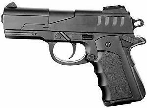 72x Softair Pistole Rayline 044A Plastik 50 g Schwarz Energie <0.5 Joule