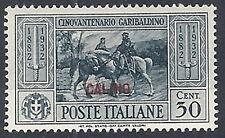 1932 EGEO CALINO GARIBALDI 30 CENT MH * - RR12388