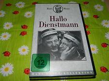 Hallo Dienstmann - Hans Moser - Anni Rosar - Maria Andergast - Taurus  VHS