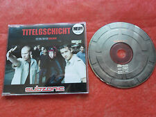 CD-SUBZONIC-TITELGSCHICHT-REMIX-FILM-SUISSE-M.CAMENZIND-(CD SINGLE)-1999-4TRACK