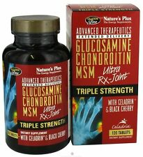 Triple Strength Ultra RX Joint Glucosamine/Chondroitin/MSM/ 120 Count