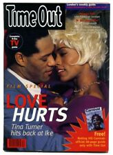 TIME OUT Magazine No 1201 1993 Aug 25 - Sep 1 Tina Turner Clint Eastwood John
