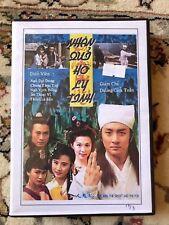 NHAN QUY HO LY TINH -  PHIM BO HONGKONG - 8 DVD