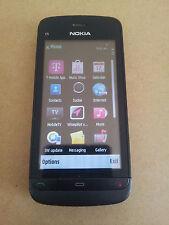 Nokia C5-03 Black grey Unlocked Mobile Phone 5MP Digital Camera MP3 Player Smart