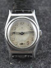 schöne alte Armbanduhr  30er Jahre Omega