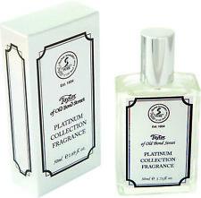 Taylor of old Bond Street Platinum Collection Fragrance 50ml after Shave Cologne
