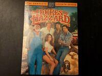 The Dukes of Hazzard - Complete Seventh Season (DVD) SEALED