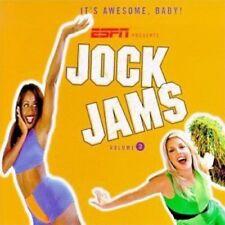 Various Artists : ESPN Presents: Jock Jams, Volume 3 CD