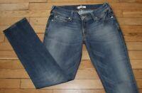LEVIS 571 Slim Fit  Jeans pour Femme W 32 - L 32 Taille Fr 42 (Réf #S052)