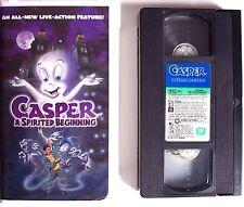Casper A Spirited Beginning FOX 20th CENTURY Family Video VHS 1997