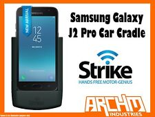 STRIKE ALPHA SAMSUNG GALAXY J2 PRO CAR CRADLE - BUILT-IN FAST CHARGER