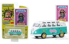 Greenlight 1/64 Garbage Pail Kids Series 2, 1964 Volkswagen Samba Bus 54030B