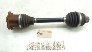 2012-2017 AUDI A6 C7 FRONT LEFT OR RIGHT CV AXLE SHAFT OEM