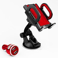 Car Mount Cell Phone Holder Universal for windshield Accessories Compatible to S