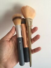 Real Techniques Brush Set X3 Brushes Used Once