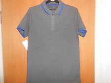 Genuine Mens Spitalfields Shirt co Grey Polo Shirt, BNWT, Medium