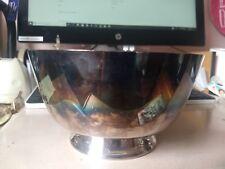 Vintage Reed & Barton Silver Plate Jamestown Bowl  184