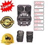 "8"" 1500W Portable FM Bluetooth Speaker Sub woofer Heavy Bass Sound System Party"