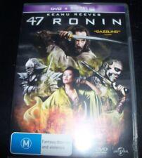 47 Ronin (Keanu Reeves) (Australia Region 4) DVD – Like New