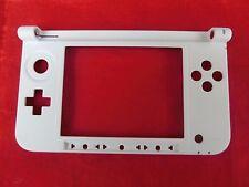 Nintendo 3DS XL Gehäuse Unterteil weiß / white NEU
