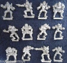 1987 humaine BLOODBOWL 2e édition team citadelle BB104 Fantasy Football Players NAF