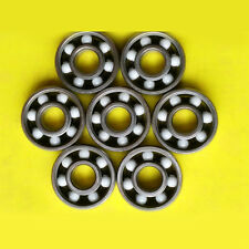 608 Ceramic Ball Inline Speed Bearing For Finger Spinner Skateboard Drift Plate