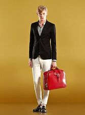 $1890 New Authentic Gucci Dylan Equestrian Jacket Blazer EU 52/US 42 282074 1000