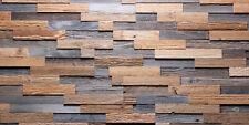 3D Wandpaneel Holz I Holzpaneel I Wandverkleidung Holz I Holzoptik-Paneele innen