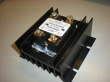 Potter & Brumfield SSRT-240D25 Solid State Relay on Heat Sink - Tests OK - #2