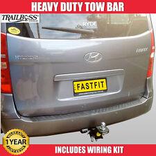 TrailBoss Heavy Duty TowBar SYDNEY Suit Hyundai iMax 02/2008 - ON